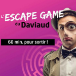 Escape game du Daviaud | Vendée