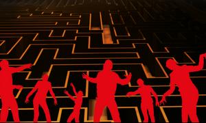 escape game les nuits de la peur labyrinthe de s nart lieusaint 77 r servation promos. Black Bedroom Furniture Sets. Home Design Ideas