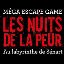 Les Nuits de la Peur | Labyrinthe de Sénart (Lieusaint 77)