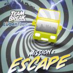 Team Break by l'Open Tour – Escape game itinérant | Paris