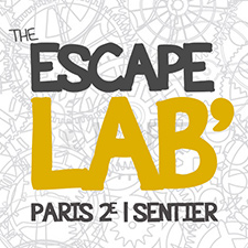 The Escape LAB' | Paris 2e