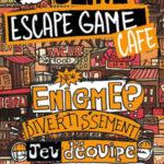 Escape Game Café   Paris 5e