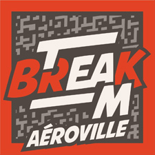 Team Break | Aéroville (Roissy) 95