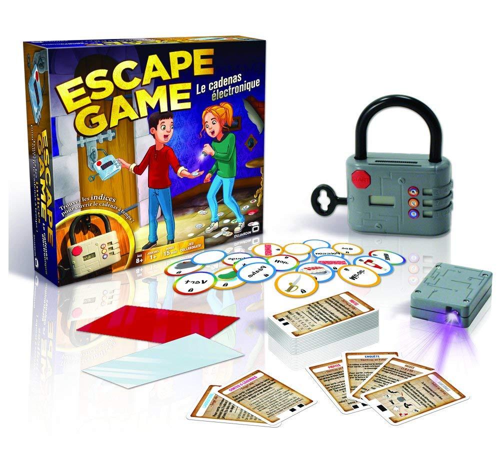 Les Escape Room pour les enfants | WESCAPE
