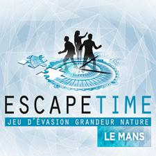 Escape Time | Le Mans (Mulsanne)