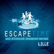 Escape Time |  Lille