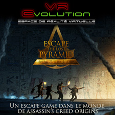 Escape The Lost Pyramid | Le Mans