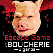 Escape Game La Boucherie | Arcachon (Biganos)