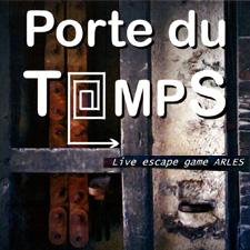 Porte du temps | Arles