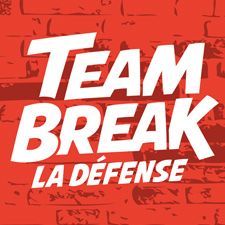 Team Break | La Défense 92